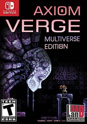 Axiom Verge: Multiverse Edition - Nintendo Switch Badland...