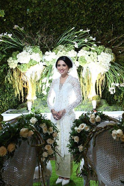Pernikahan Vina dan Andro di Jakarta