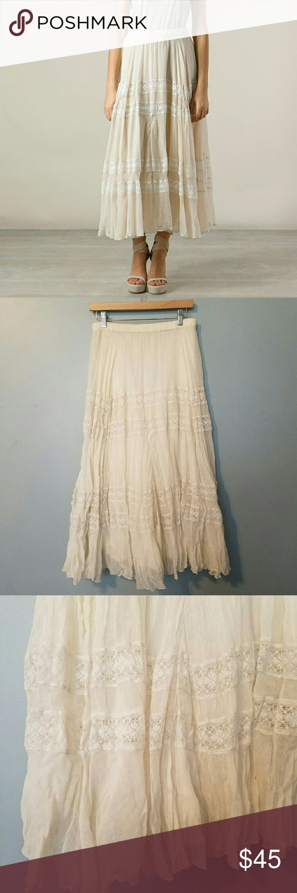Mes demoiselles Isabella skirt Beautiful full circle maxi skirt Mes Demoiselles Skirts Maxi