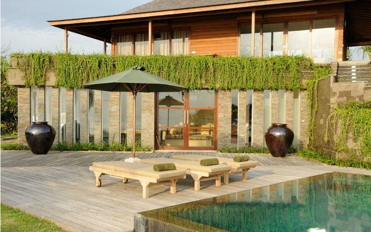 Villa Bulung Daya | 2 bedrooms | Tabanan, Bali #swimmingpool #garden #exterior #modern #architecture #villa #bali #holidayvilla