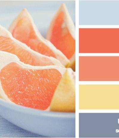 Sliced Palette #design #palette #color