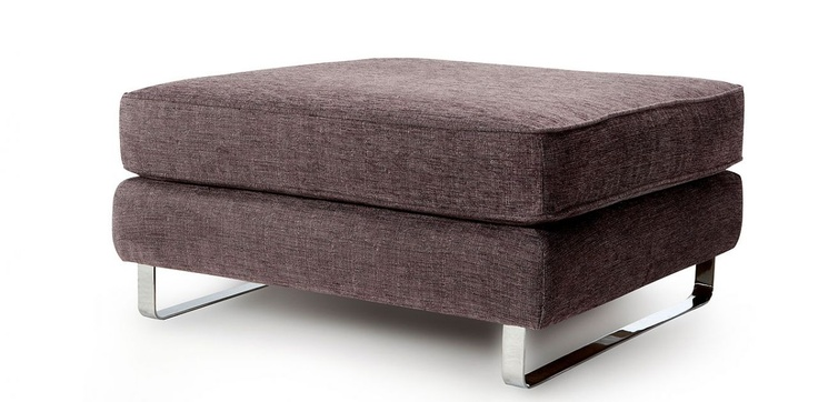 Bauhaus Ottoman in Plum.     http://www.dfs.co.uk/sofas/fabric-sofas/bauhaus/        £338 (exc. delivery + protective guard - 45+135)