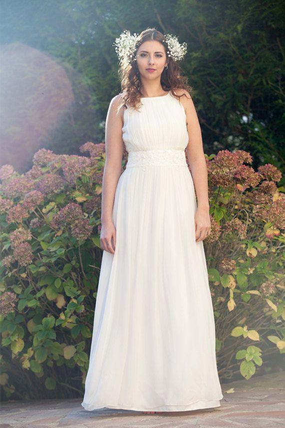 Hey, I found this really awesome Etsy listing at https://www.etsy.com/listing/162633107/bohemian-wedding-dress-grecian-wedding