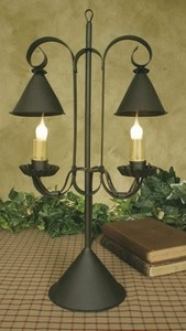 primitive lighting lamp