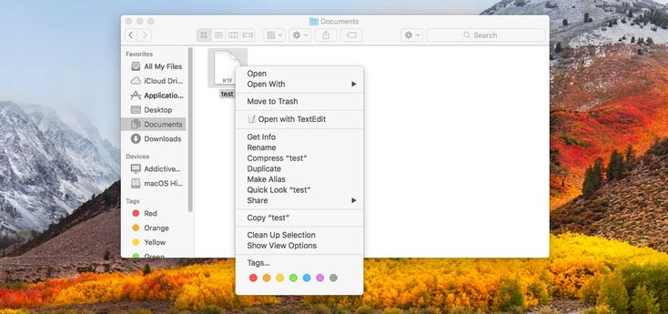 How To Add 'Open With…' Option To The Context Menu For Any App In macOS