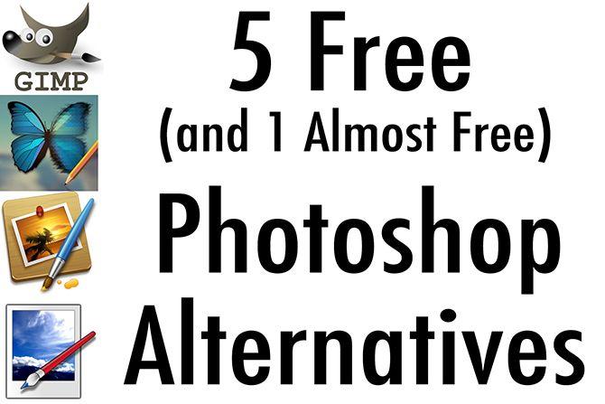 18 Free Adobe Photoshop Alternatives (2019) - Hongkiat