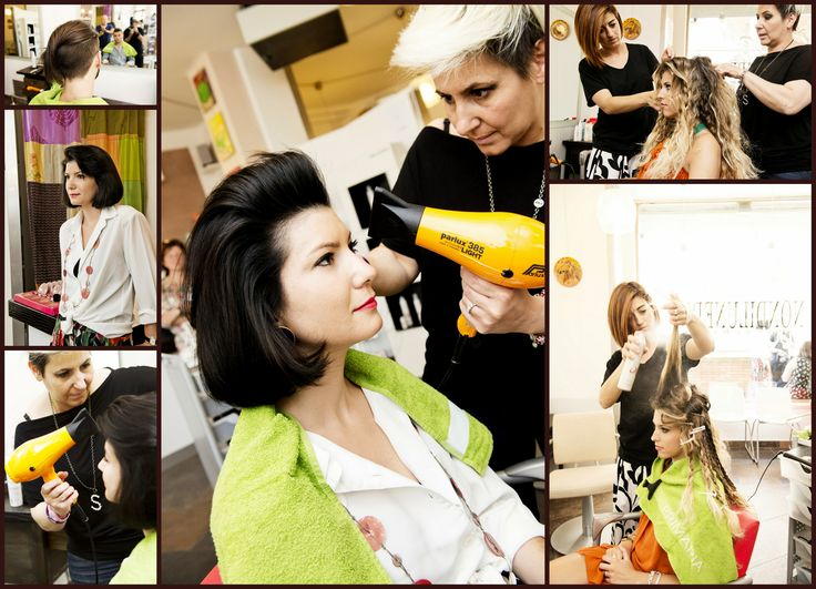 Backstage by Nondilunedi #ElgonBeautyDay #capelli #hair #cabellos #hairstyle #stile #style #estilo #bellezza #beauty #belleza #urban #glamour #avantgarde