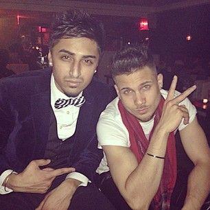 Mickey Singh and Amar Sandhu