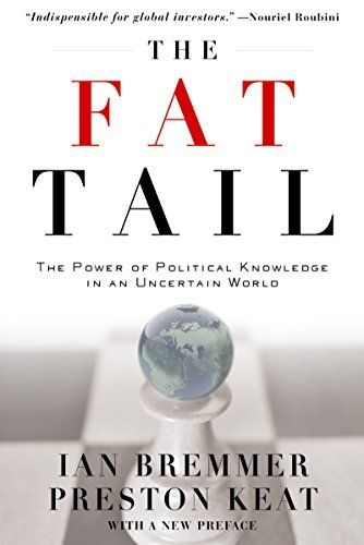 As Ian Bremmer and Preston Keat reveal in this innovative book, volatile political events such as the 2008 Georgia-Russia confrontation–and their catastrophic effects on business–happen much more frequently than investors imagine. On the curve that charts both the frequency of these... more details available at https://insurance-books.bestselleroutlets.com/business/international-business-insurance/product-review-for-the-fat-tail-the-power-of-political-knowledge-in