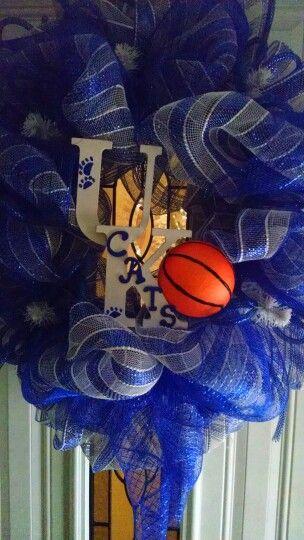 my UK wreath
