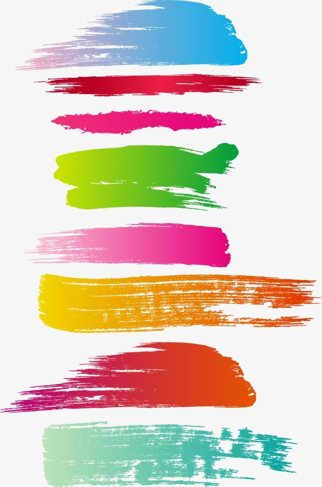 Ink Brush Brush Effect Ink Brush Watercolor Png Transparent