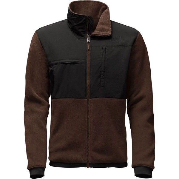 The North Face Denali 2 Fleece Jacket ($179) ❤ liked on Polyvore featuring men's fashion, men's clothing, men's outerwear, men's jackets, the north face mens jackets, mens jackets, mens fleece jacket and mens fleece outerwear