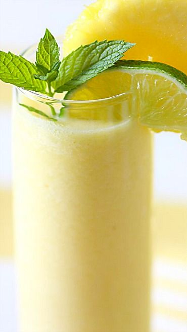 Pineapple Coolers | Recipe