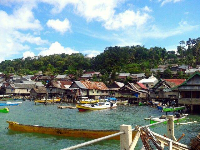 Kahu-kahu village, Selayar, Indonesia