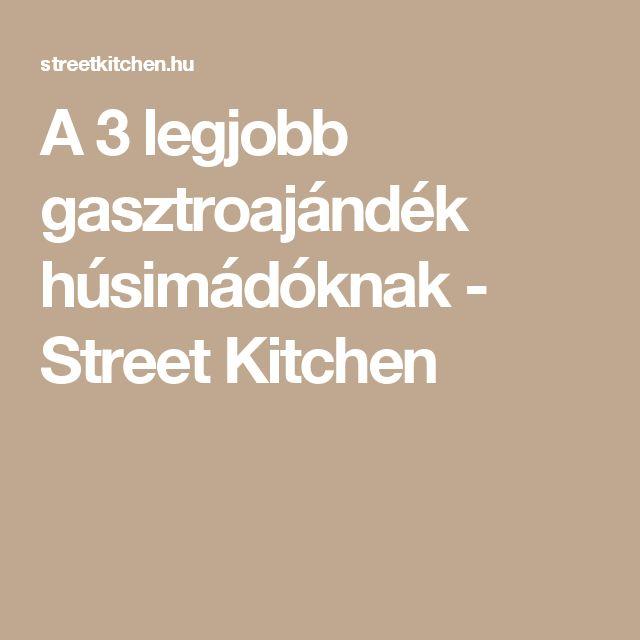A 3 legjobb gasztroajándék húsimádóknak - Street Kitchen