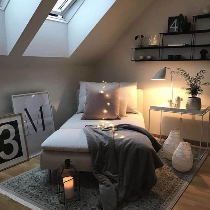33 Ultra-hyggelige soveværelsesindretningsidéer til vintervarme