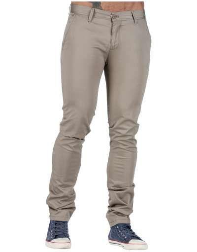 ΝEEΣ ΑΦΙΞΕΙΣ :: Παντελόνι Str8 Line Khaki - OEM