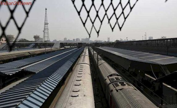 Aadhaar To Be Made Mandatory For Booking Train Tickets Online