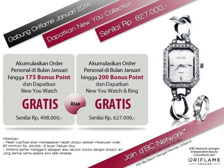 Promo join january 2014