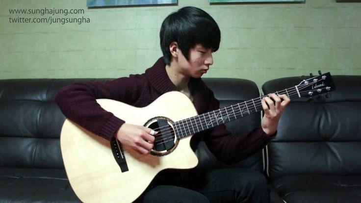 (이적 : Juck Lee) 다행이다 : It's Fortunate - Sungha Jung