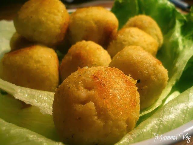 Mamma Veg: Polpette di miglio e cavolfiore al curry