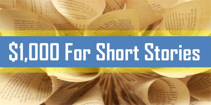 8 Short Story Publishers that Pay $1,000 or More