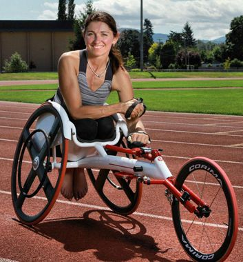 Canada's top Paralympic athletes  They've not only accomplished incredible athletic feats, but have done so in the face of adversity. Get to know some of the talented and inspiring athletes who will be representing Canada in the London 2012 Paralympic Games.