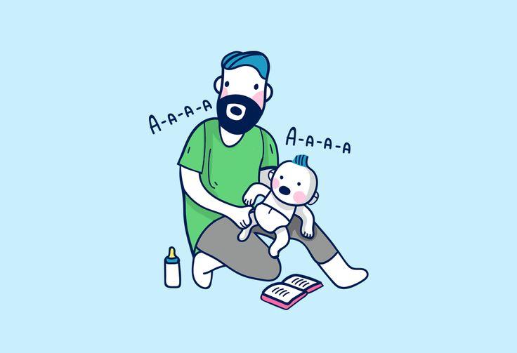 Как изменится жизнь мужчины, когда он станет отцом ‧ НЭН