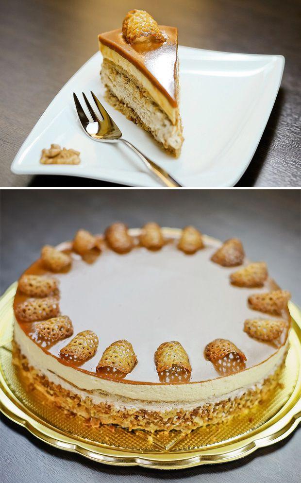 Az ország tortája 2013, Milotai mézes grillázstorta - The Cake of Hungary 2013, Milotai honey and brittle cake by Szilárd Bacskó.