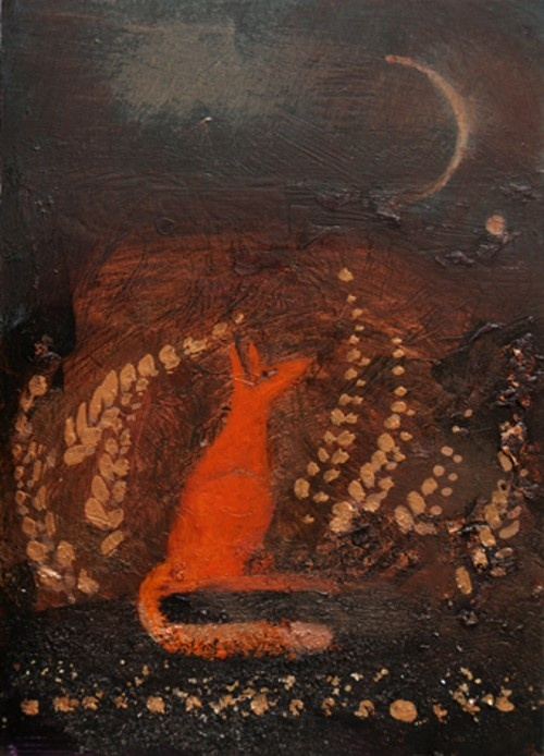 """The Soft Cloud"" by Catherine Hyde"