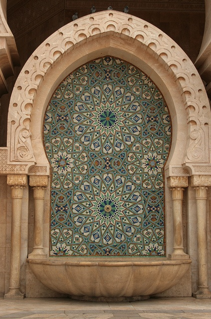 Hassan II Mosque by Welcome to the lizopedia, via Flickr