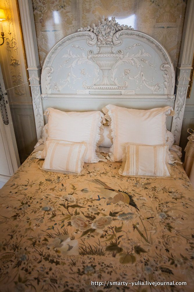 Лазурный берег: Вилла Эфрусси-де-Ротшильд (Villa Ephrussi de Rothschild) - Бегущая по волнам