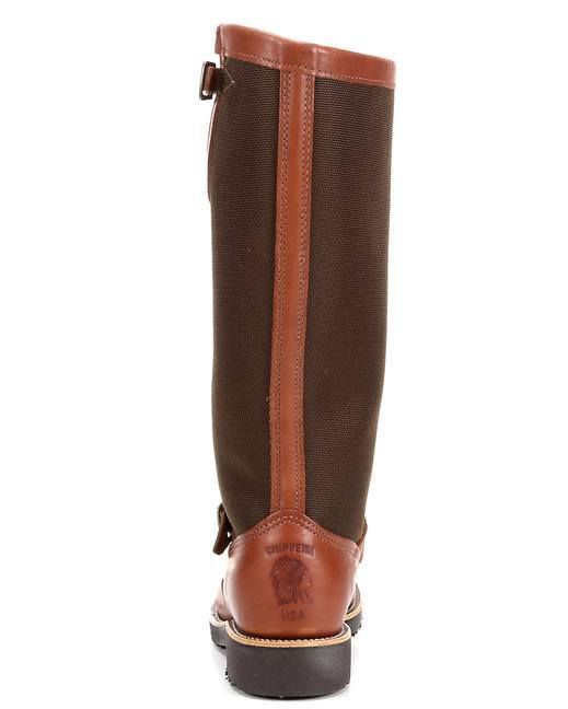 Fantastic Chippewa 25110 17inch Snake Boot Pull On Wp In Green For Men Briar
