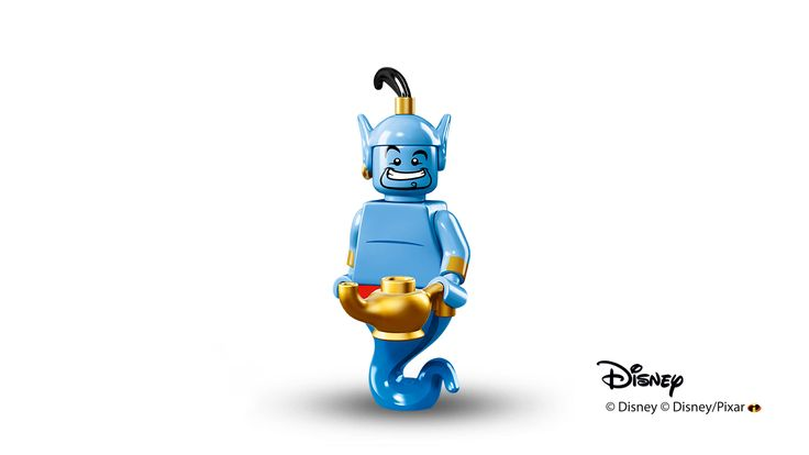 Genie of the Lamp - Characters - Minifigures LEGO.com