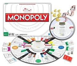 Hasbro Monopoly Revolution moins cher - 24,44 € livré -