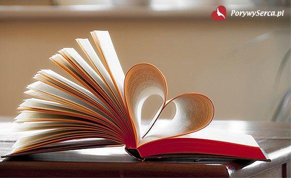 serce z ksiązki