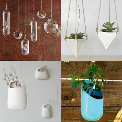Wall Mounted Hanging Planters Garden 1001 : Why People Love It http://ift.tt/2kcpPj3 Gardening Ideas