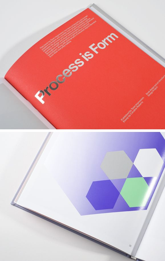 design led print services and production management