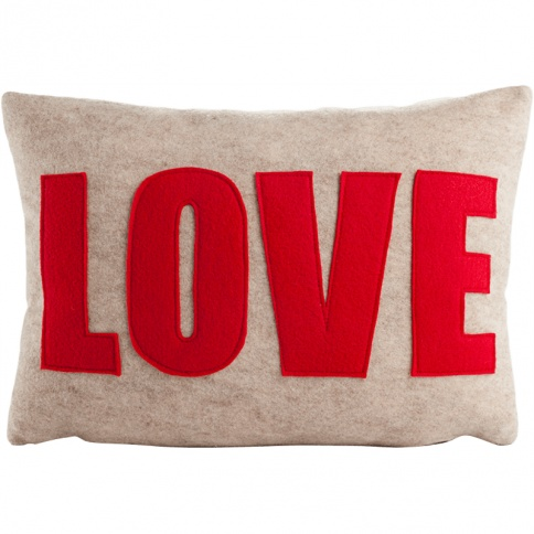 alexandra ferguson LOVE Pillow | Pure Home