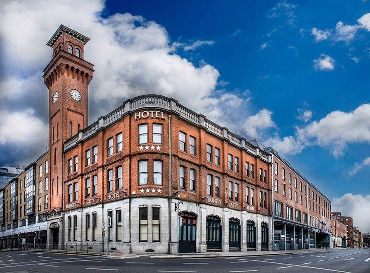 Trinity City Hotel Dublin Ireland   Hotel near Trinity College Dublin
