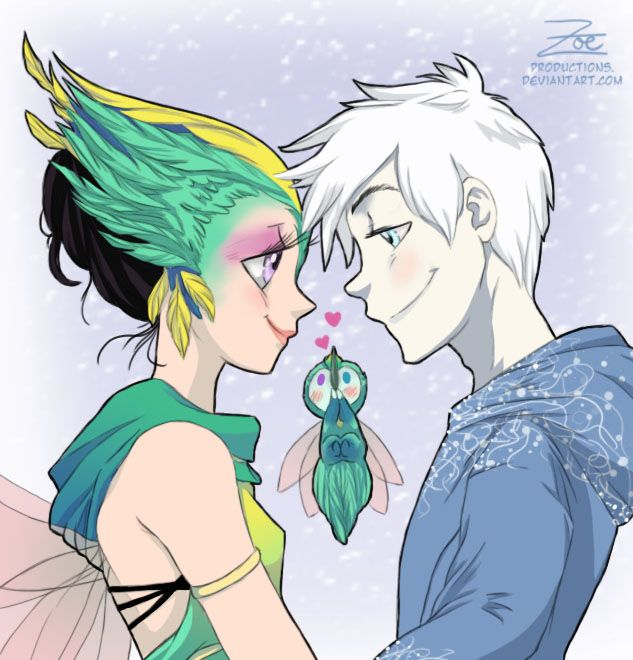 33 best images about toothiana and jack frost on Pinterest ...