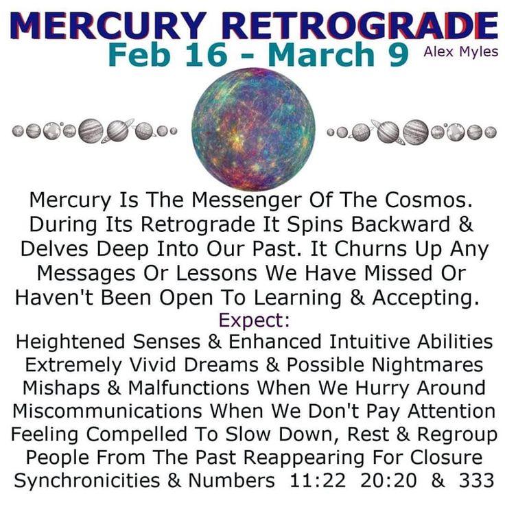 Mercury Retrograde Meme 2020