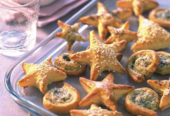 Recette Feuillettes au Gorgonzola : http://www.ilgustoitaliano.fr/recette/feuillettes-au-gorgonzola