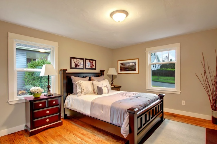 Heaton Dainard flipped another house in Seattle.. check out the master bedroom!