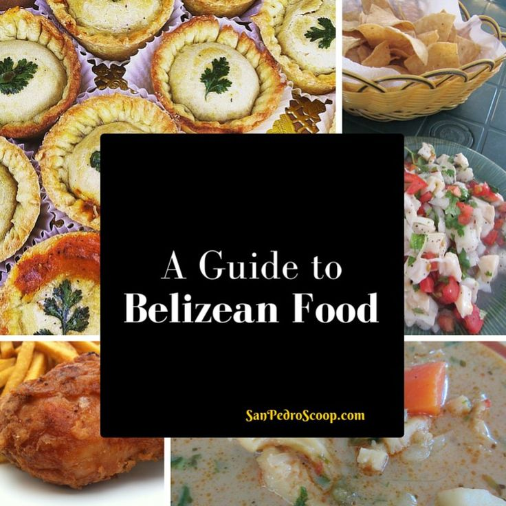 A Guide to Belizean Cooking - Belize Cookbook Committee ...