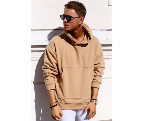 17 best ideas about Beige Hoodies on Pinterest | Streetwear men ...