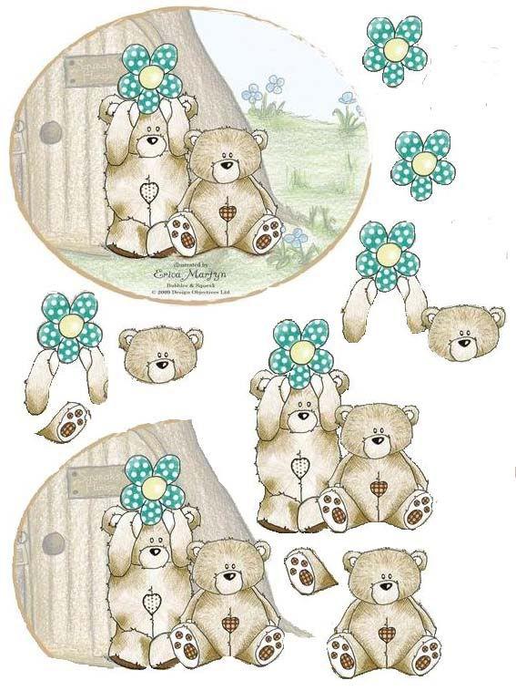 decoupage sheets 3d photo: Bubbles amp Squeak Garden Decoupage Bubbles-and-Squeak-GARDENdecoupagec.jpg
