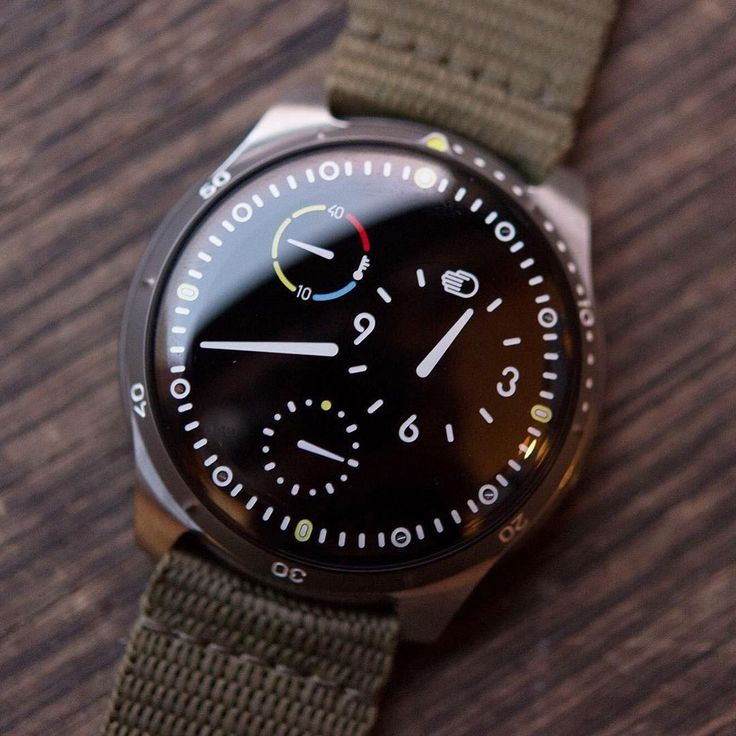 """""""Introducing the @ressence_watches Type 5 - the most legible dive watch EVER. Click though to HODINKEE for the full story."""""""