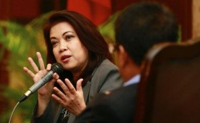 Judiciary eager to help in environmental protection but seeks scientific training  Sereno - InterAksyon