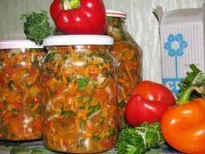 Суповые заготовки на зиму - МирТесен
